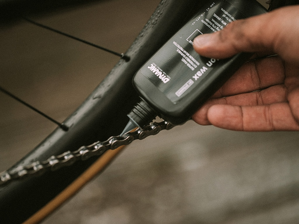 How to use dynamic bike care speed potion wax - storage and temperatures